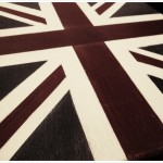 Union Jack Table Top Close Up