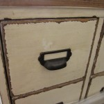Cedar Chest - Close Up