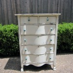 Distressed Dresser - Curvy