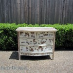 Ultra Distressed Dresser