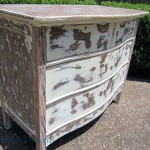 Ultra Distressed Dresser
