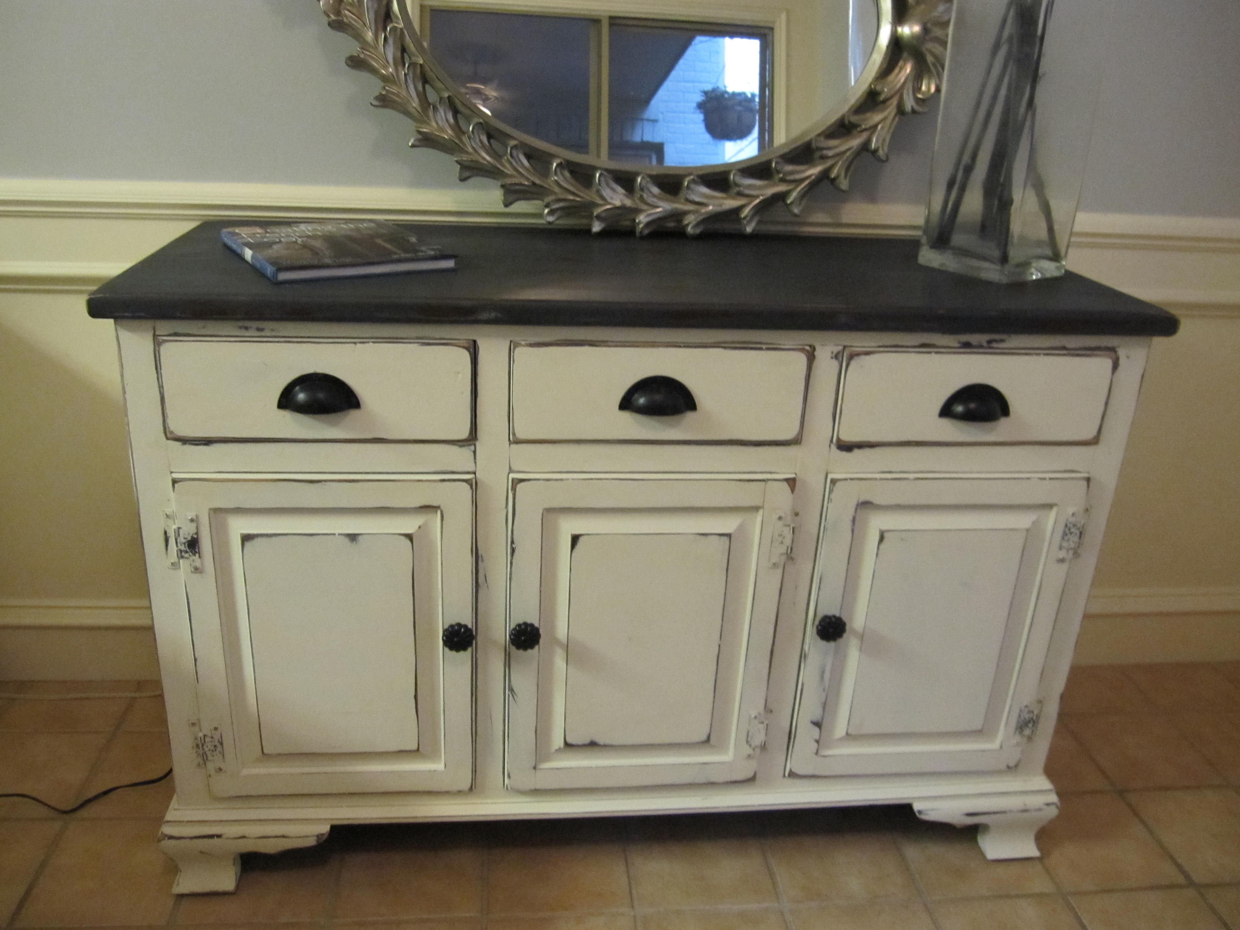 Another Buffet Monday | Houston Furniture Refinishing: Lindauer ...