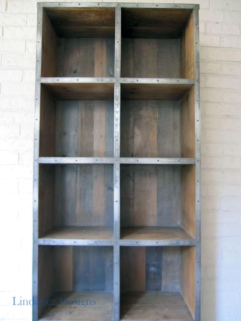 Close Up Of Shelves