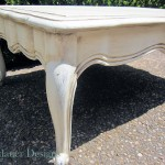 IWhite Coffee Table