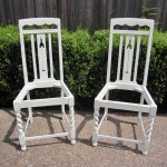 Chairs - White Frames