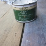Briwax Liming Wax - Before & After