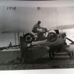 1938 Motorcycle Photo
